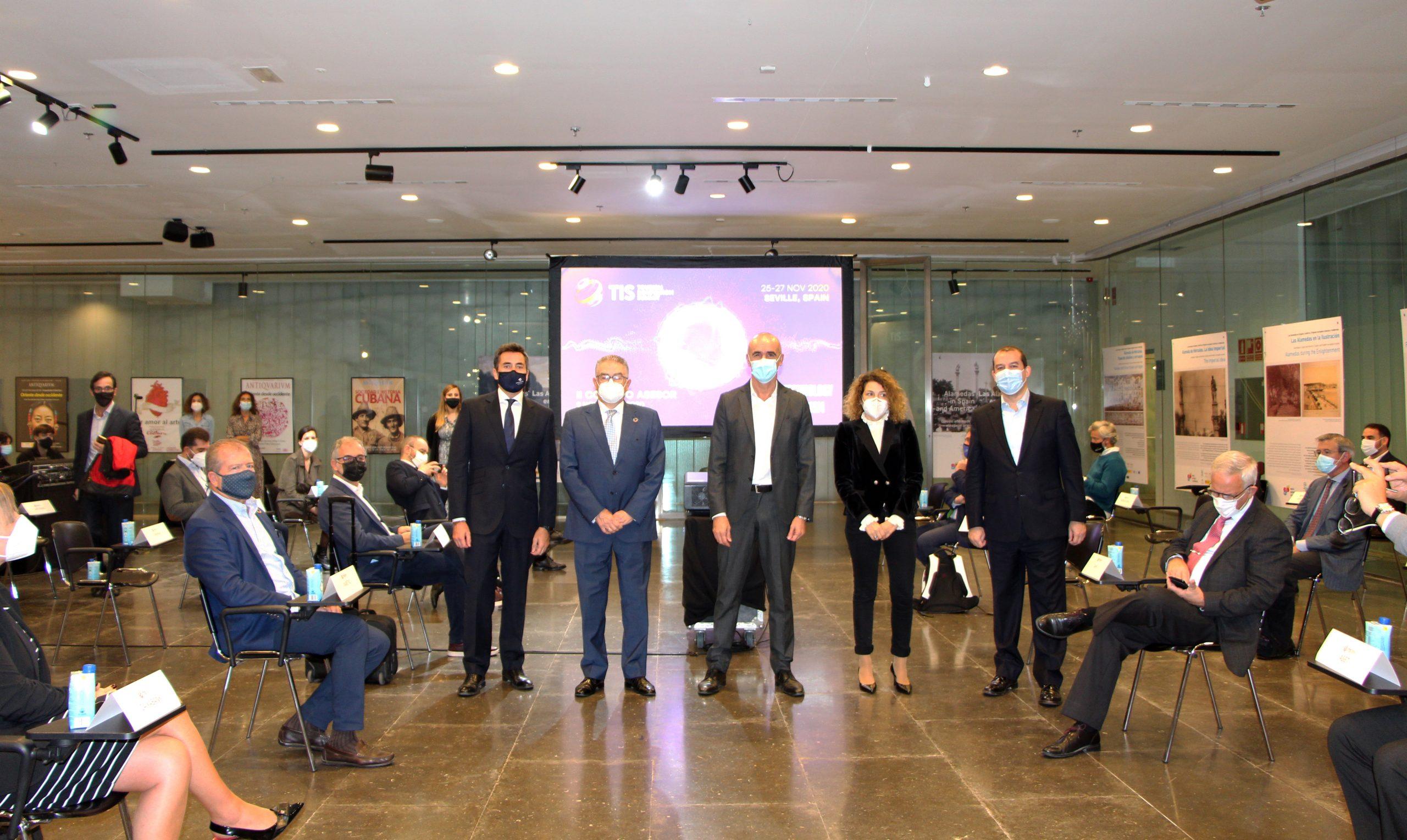 El sector turístico acuerda la celebración de TIS – Tourism Innovation Summit 2020 como instrumento para definir la reactivación del turismo