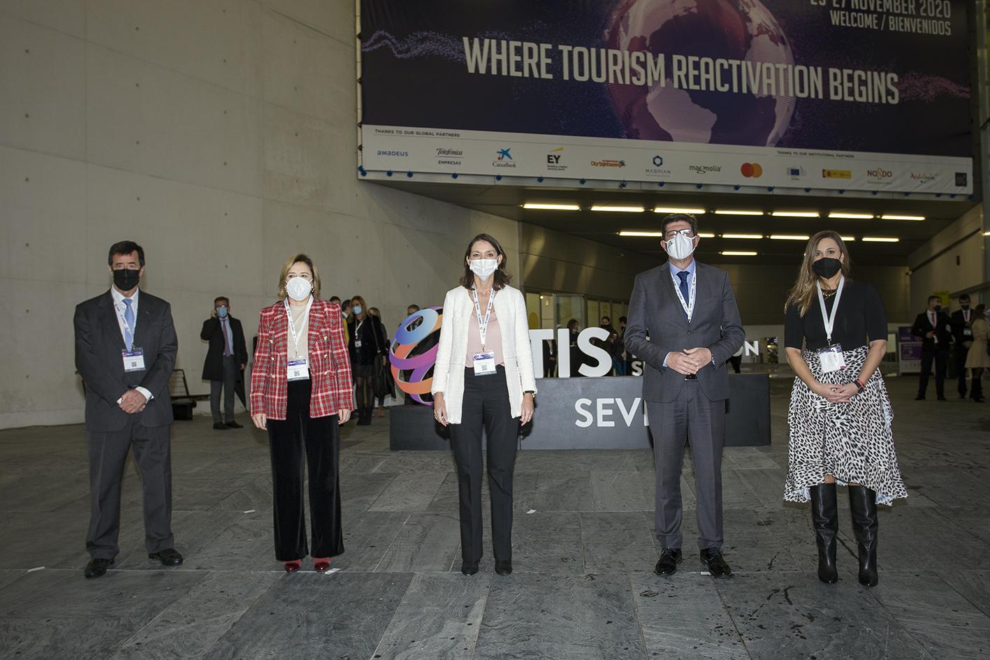 El Ministerio de Industria, Comercio y Turismo anuncia en TIS2020 una inversión de 355 millones de euros para impulsar la digitalización del sector