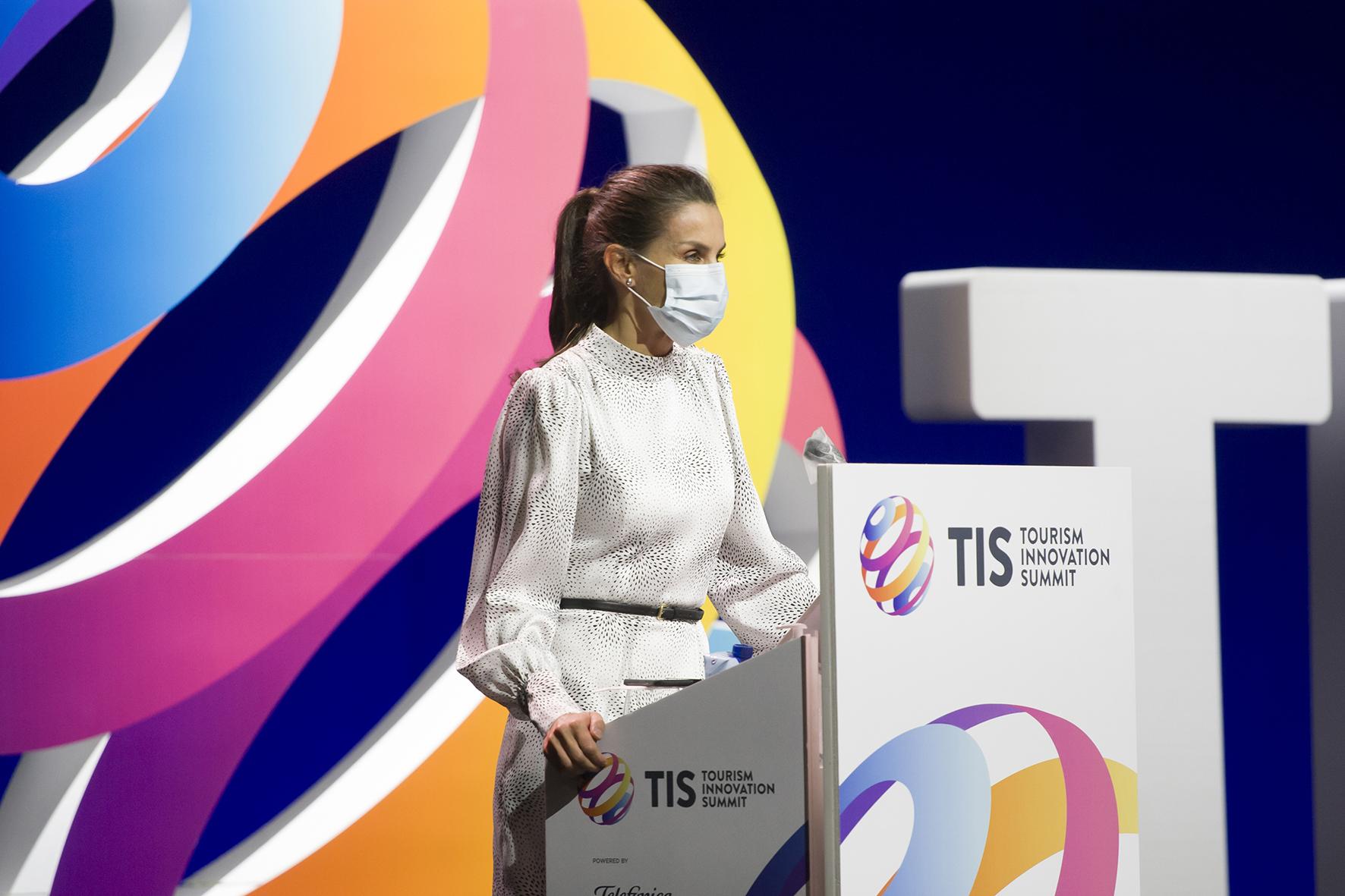 Su Majestad la Reina inaugura la primera edición de TIS – Tourism Innovation Summit