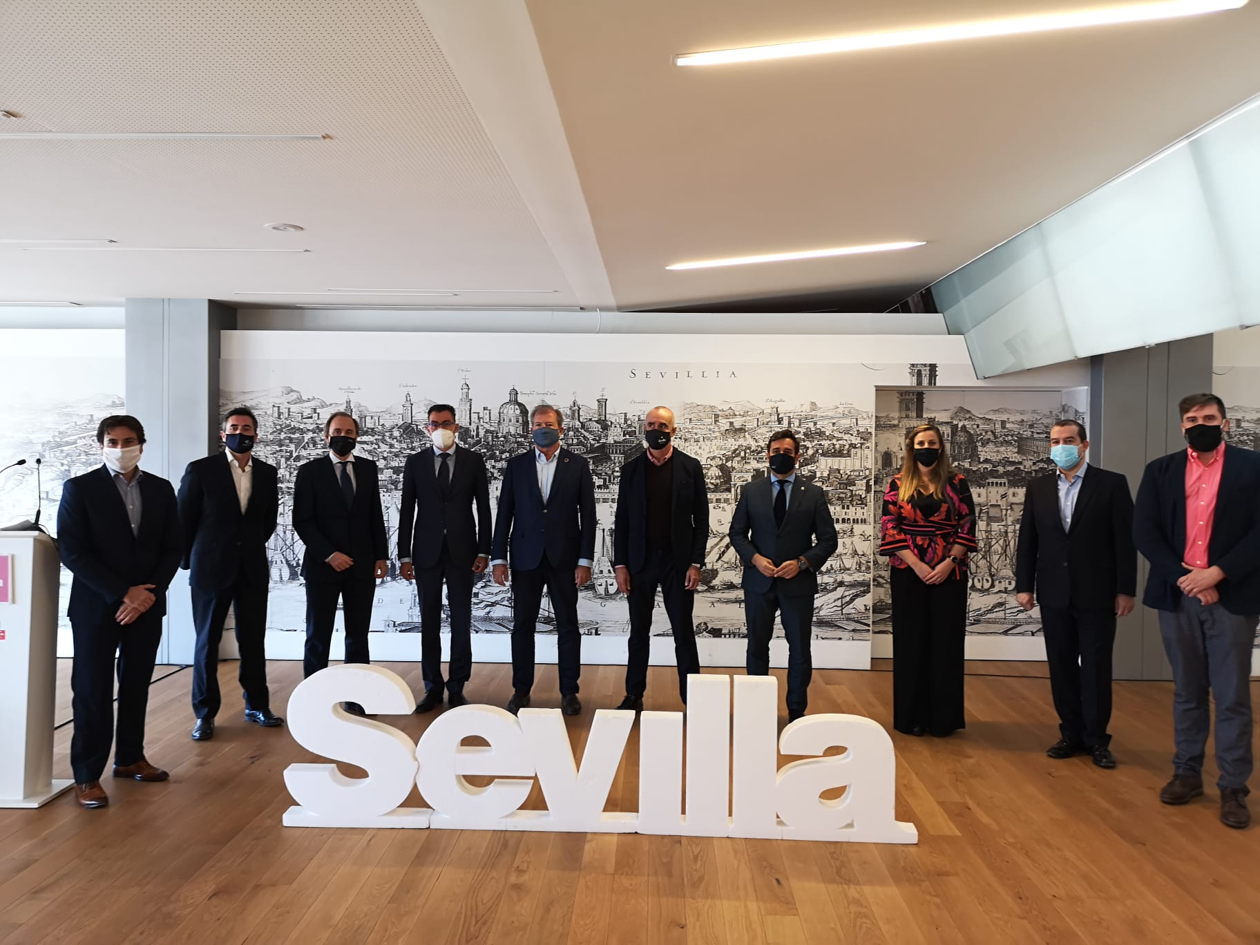 Seville will lead a tourism recovery plan with antigen tests at Tourism Innovation Summit 2020