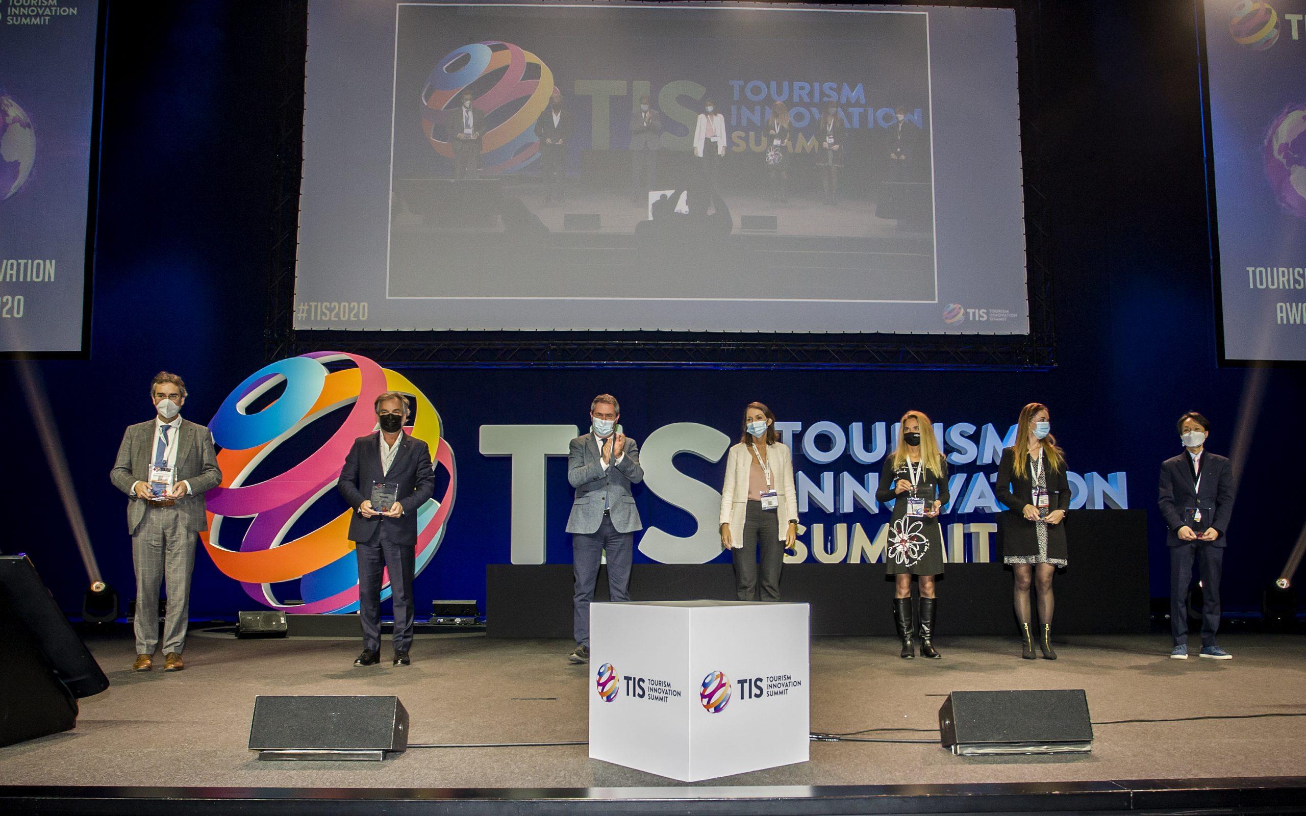 Korea, Barcelona, Bogotá y Noruega, premiados en los Tourism Innovation Awards 2020