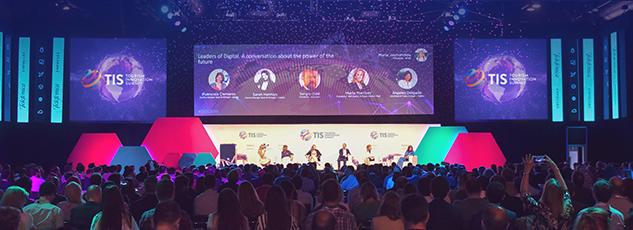 SSMM los Reyes inauguran la primera edición de TIS – Tourism Innovation Summit