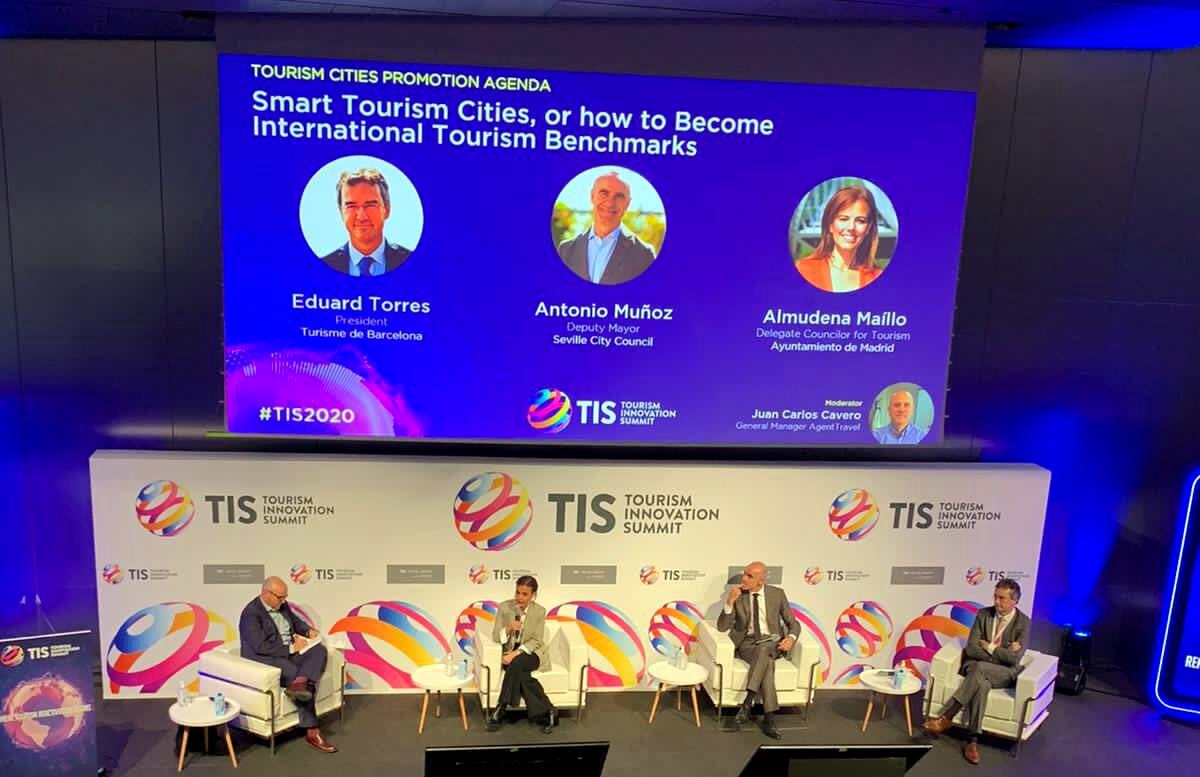 Sevilla, Madrid y Barcelona abren la puerta a colaborar para la promoción turística de los destinos españoles en mercados emergentes