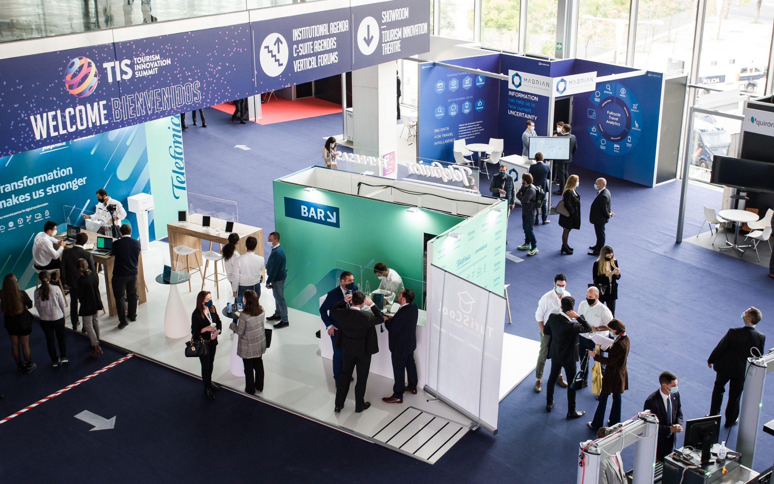 TIS - Tourism Innovation Summit 2021 returns to Seville to restart the new ways of travel