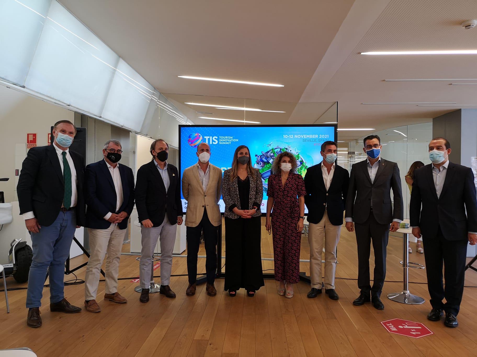 La industria turística apuesta por TIS2021 como cumbre de innovación para impulsar la competitividad del sector
