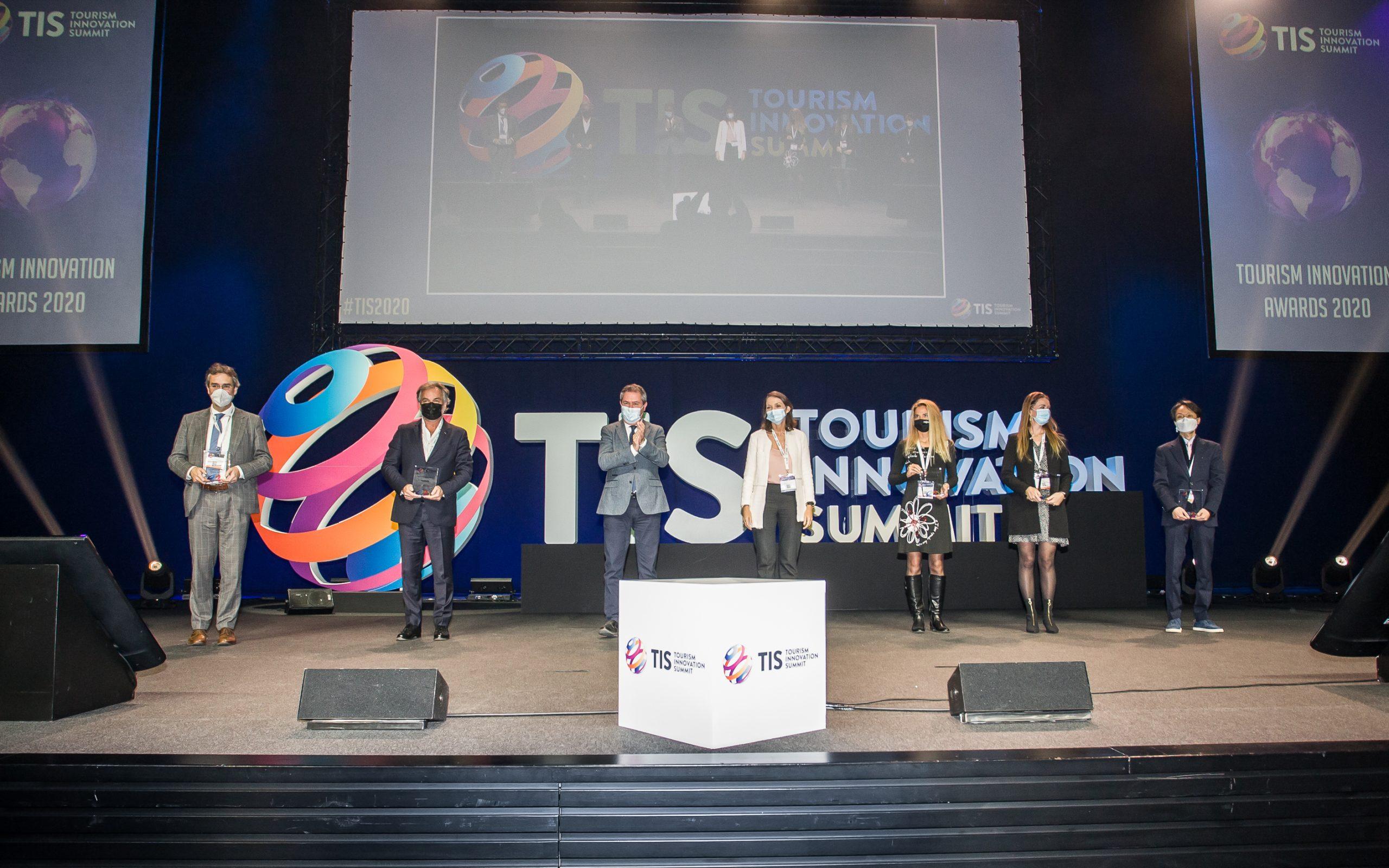 TIS premia la apuesta por la digitalización, la experiencia, la innovación y la sostenibilidad en el sector turístico en los Tourism Innovation Awards 2021